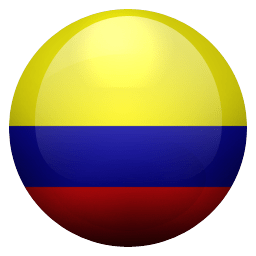 Bandera de Colombia HD