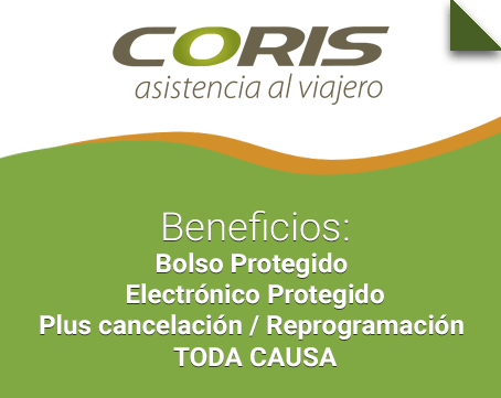 beneficios de Coris April Assistance