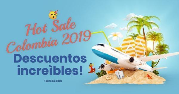Hot Sale Colombia 2019