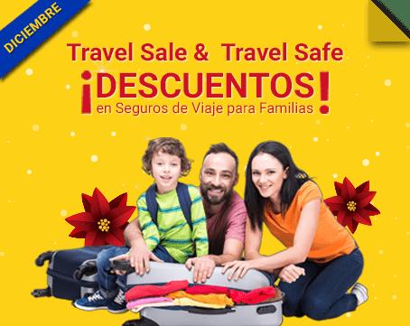Seguro de viaje para familias