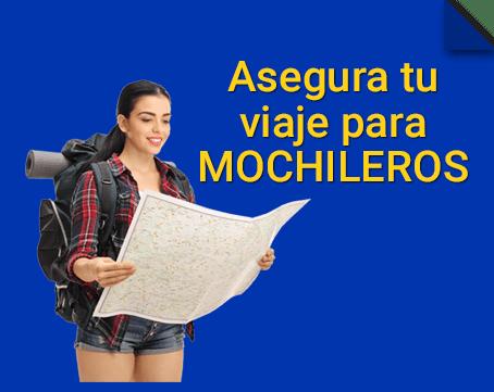 Seguro de Viaje para Mochileros