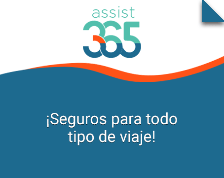 Asistencia al viajero Assist 365