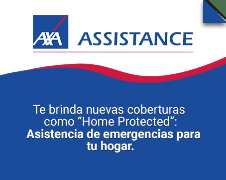 Asistencia al viajero Axa Assistance