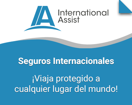 Cotiza aquí tu seguro de viaje international assist
