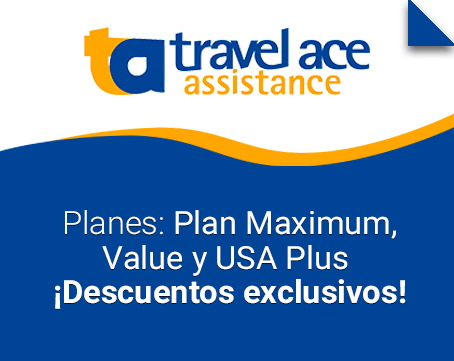 Seguro de viaje Travel Ace Assistance