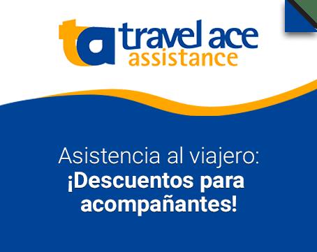 Asistencia al viajero Travel Ace Assistance