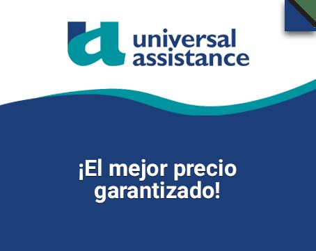 Seguro de viaje Universal Assistance